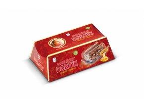 medovy dortik s kakaem