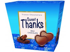 Trianon Sweet Thanks 125g Mini Hearts Milk 300