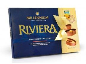 Riviera cokoladove lodičky 250g