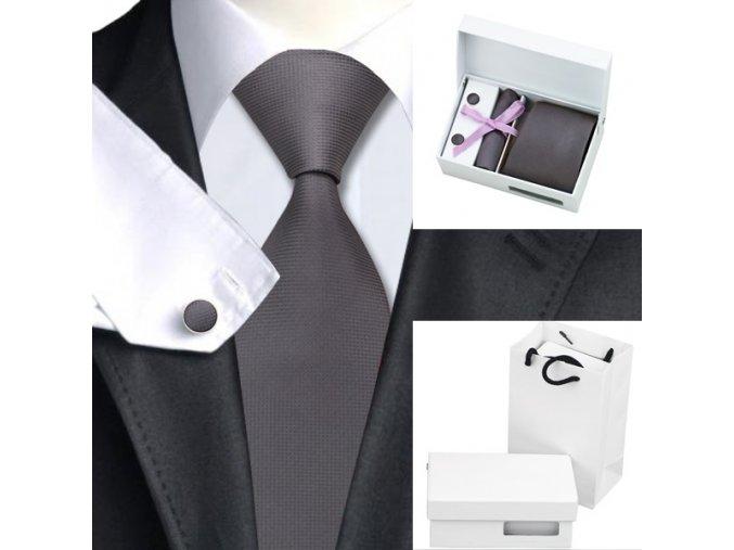 Tie 7 grey A