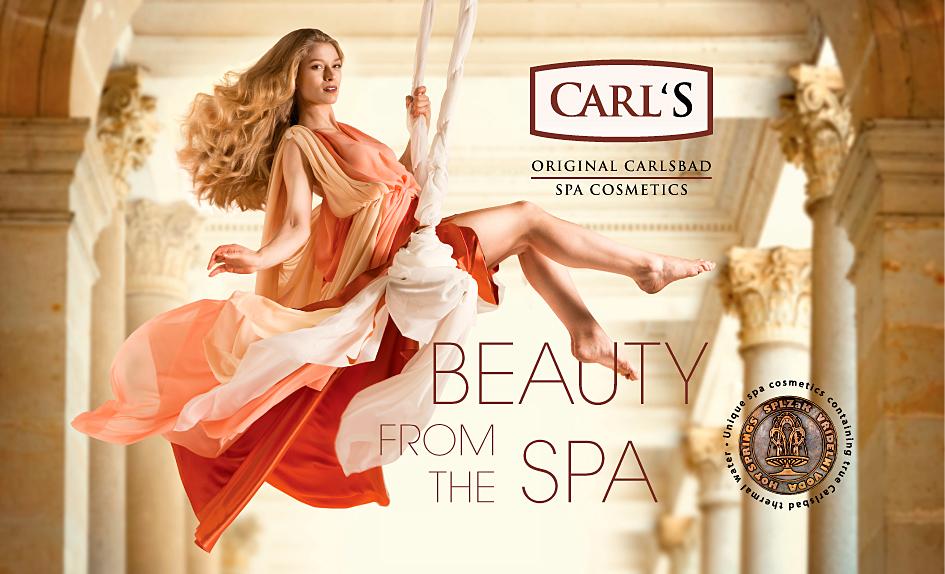 CARL'S - Original Carlsbad Spa Cosmetics