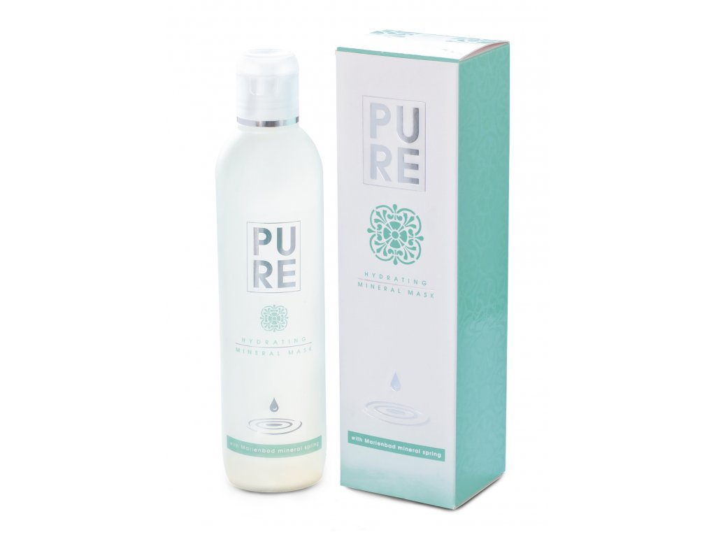 PURE MINERAL MASK