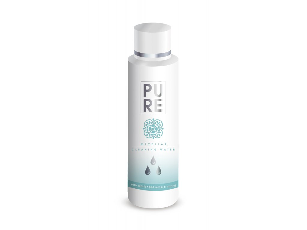 PURE CELLULAR MICELLAR CLEANING WATER