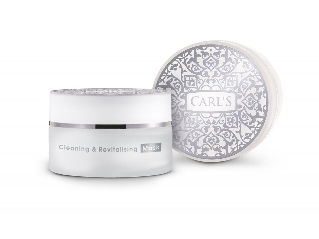 PURE KAOLIN CLEANING & REVITALISING MASK