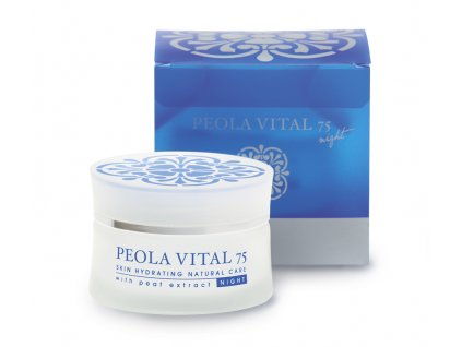 PEOLA VITAL 75 NIGHT CREAM