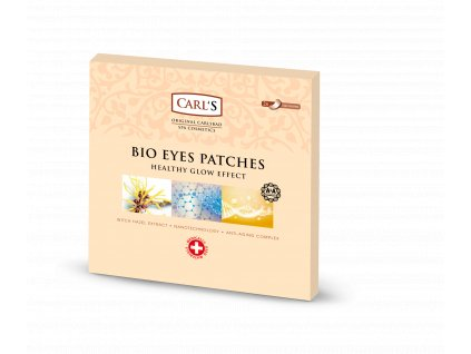 BIO EYES PATCHES HEALTHY GLOW EFFECT