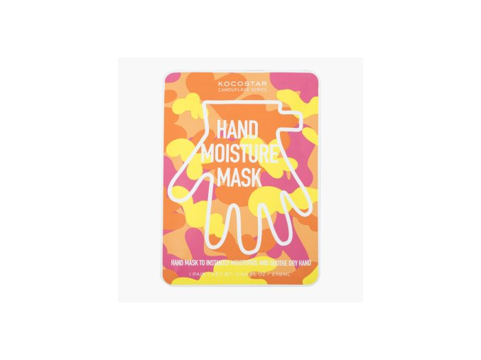 Kocostar Hydratační maska na ruce (Hand Moisture Mask) 2x8 ml