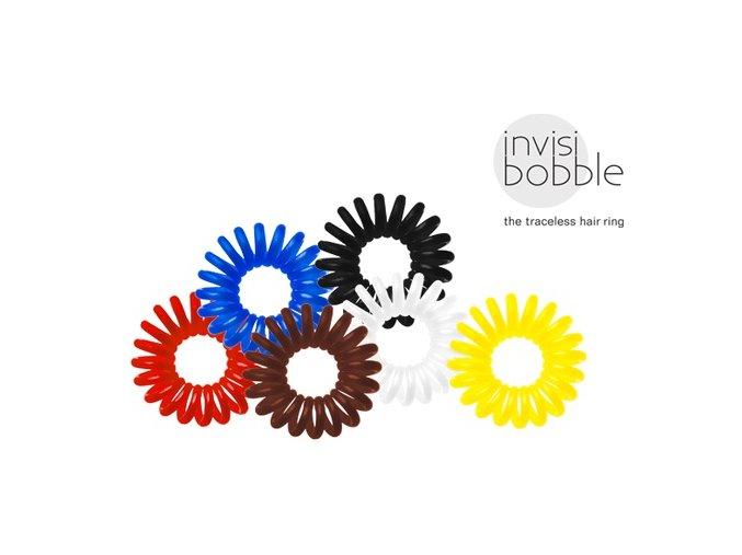 Invisibobble Original/Nano/Power/Slim 1ks (náhodný výběr)