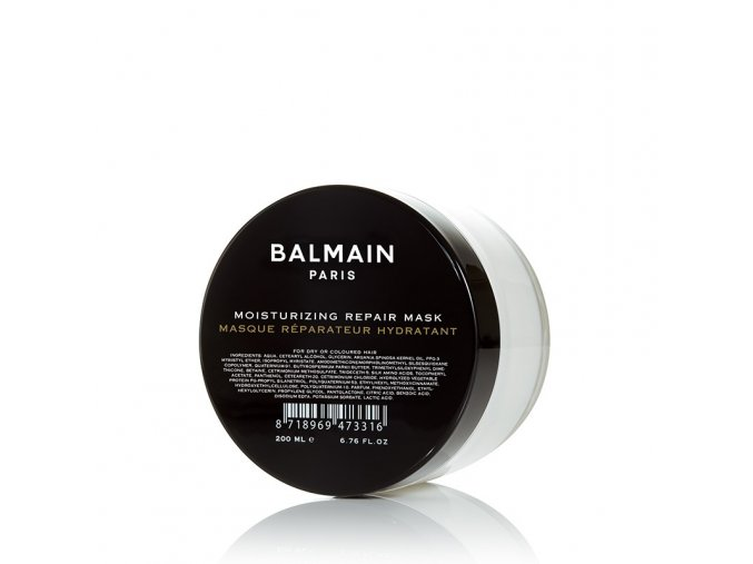 Balmain Moisturizing Repair Mask, hydratační a opravná maska, 200 ml