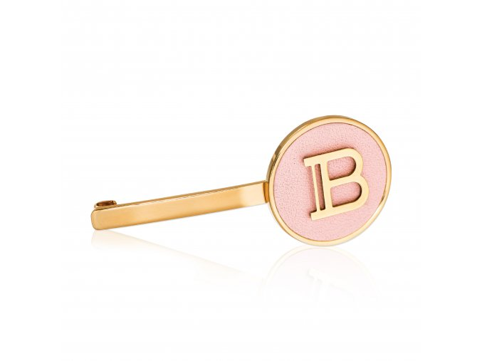BalmainHair Accessories HairSlide B LimitedEdition SpringSummer20 Front