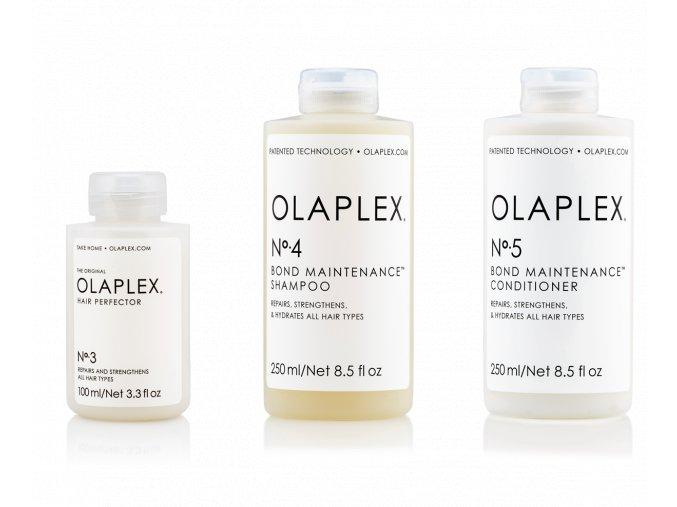 Olaplex set domácí péče pro luxusní vlasy