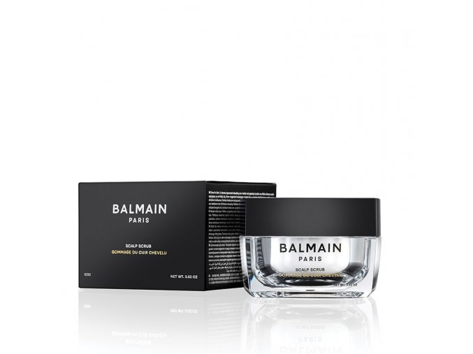 balmainhair balmainhomme scalpscrub packshot withbox 800x800