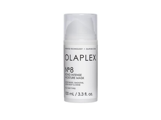 olaplex no 8 bond repair moisture mask 100 ml