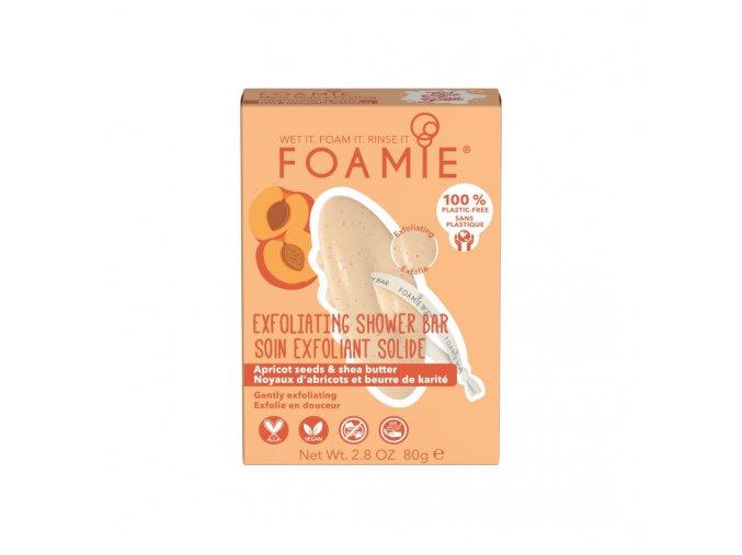 foamie shower body bar more than a peeling