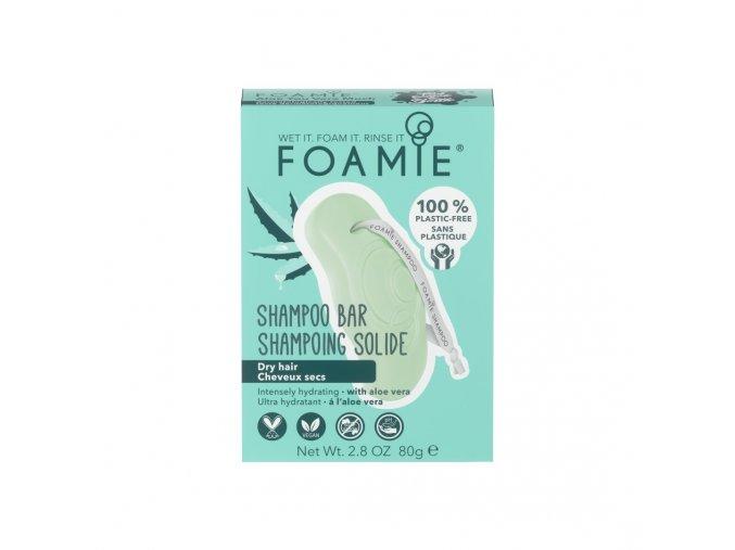foamie shampoo bar aloe you vera much