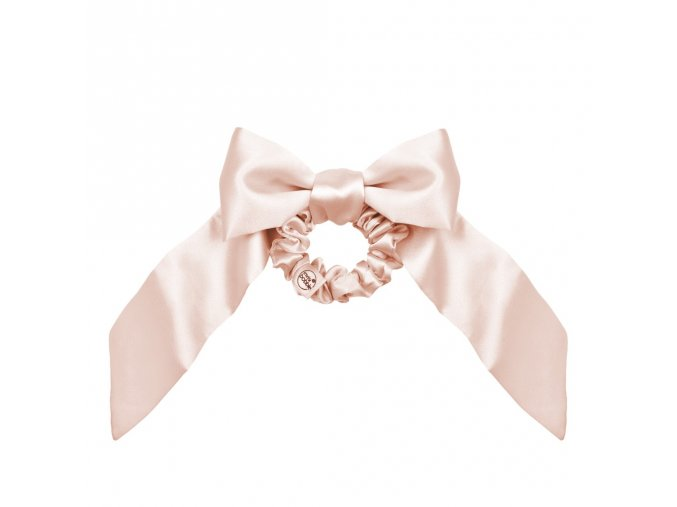 invisibobble sprunchie slim ballerina bow