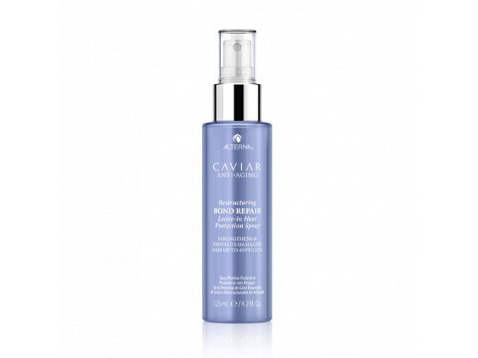 CAVIAR Anti Aging Restructuring BOND REPAIR Leave in Heat Protection Spray
