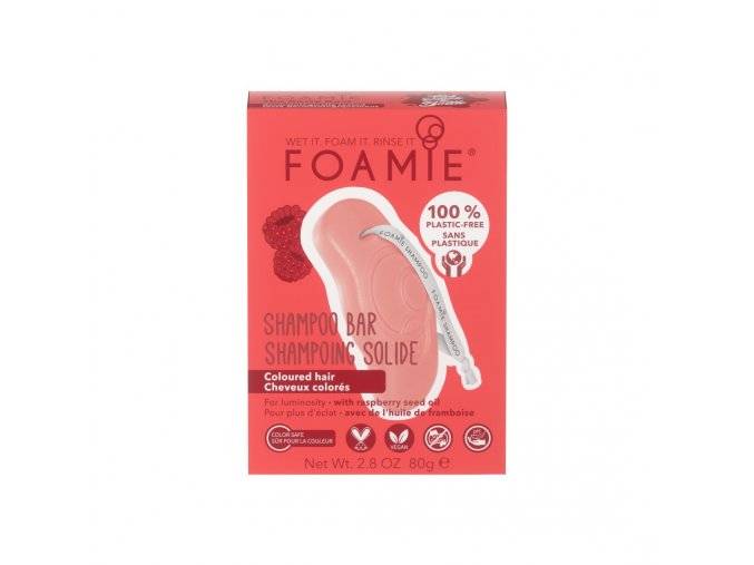 foamie shampoo bar the berry best