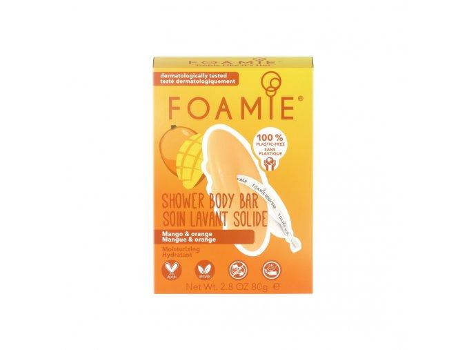 foamie shower body bar tropic like it s hot with mango and orange