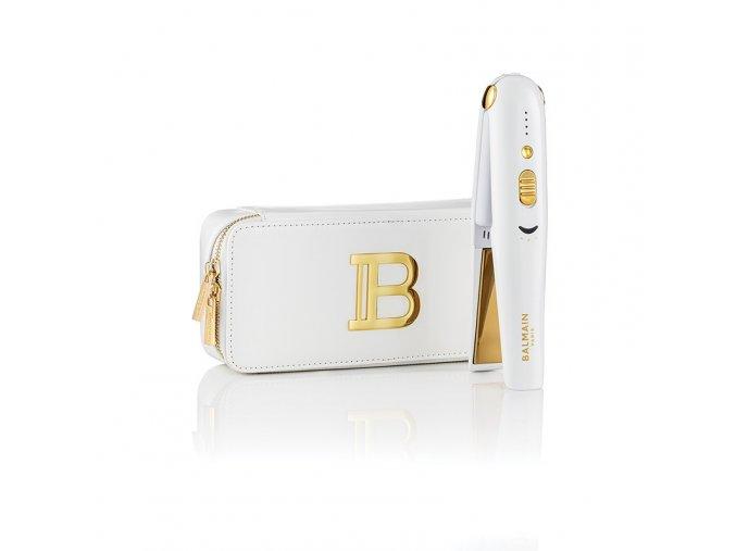 balmainhair tools cordlessstraightener limitededition white fw21 02 800x800