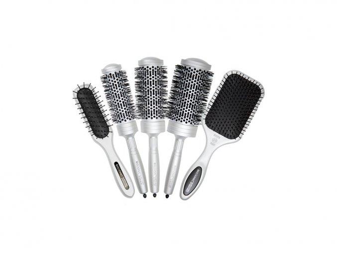 Bio Ionic Silver Classic Brush NanoIonic™