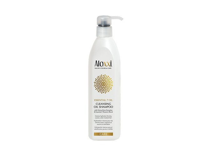 ESSENTIAL 7 OIL CLEANSING OIL SHAMPOO