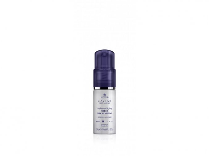 Alterna Caviar Professional Styling Sheer Dry Shampoo, 34 g