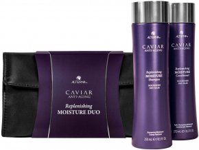 10889 1 alterna caviar replenishing moisture duo hydratacni sampon na suche vlasy 250ml hydratacni kondicioner na suche vlasy 250ml