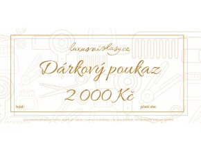 poukaz final 2000