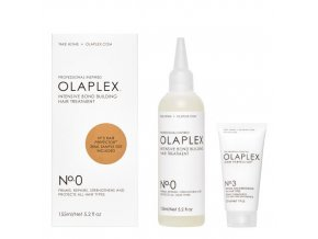 olaplex no 0 intensive bond building hair treatment