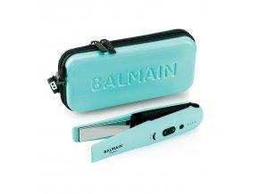 BalmainHair Tools CordlessStraightener Turquoise Set LR
