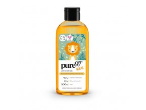 dětský šampon a sprchový gel Pure97 Kids Silný jako lev pro kluky, 250 ml