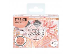 invisibobble sprunchie duo urban safari we ll always have panther
