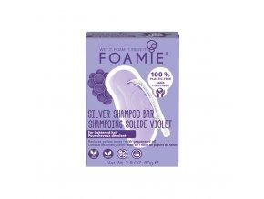 foamie shampoo bar silver linings