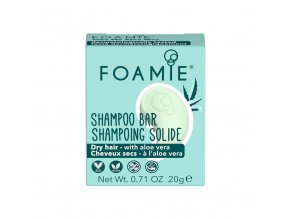 foamie shampoo bar travel size take me aloe way