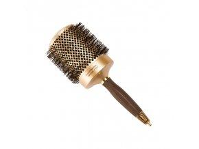 Olivia Garden Nano Thermic - iontový foukací kartáč na vlasy