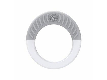 Twistshake Kousátko na zuby 1+m - Bílá