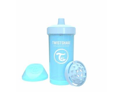 Twistshake Láhev 360ml (12m+) - Modrá