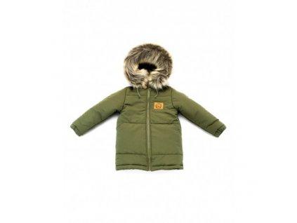 LAttante Zimní kabátek Khaki