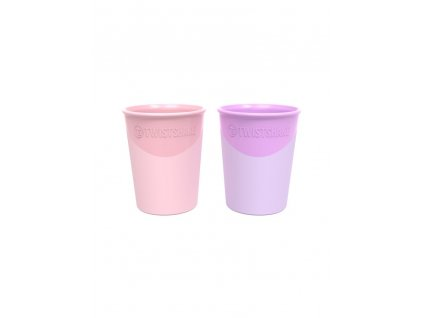 twistshake kelimek 6m 170ml 2ks light pink levandule