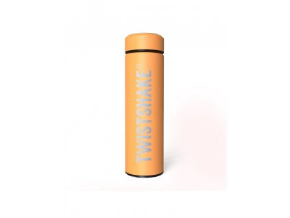 twistshake termoska hot or cold oranzova