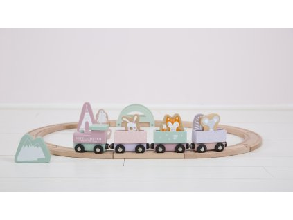 4422 wooden train track pink 10