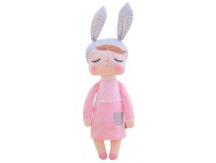 3247 lalka metoo lalkametoo personalizowana z imieniem w rozowej sukience 1