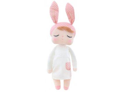 3245 lalka metoo lalkametoo personalizowana z imieniem w bialej sukience