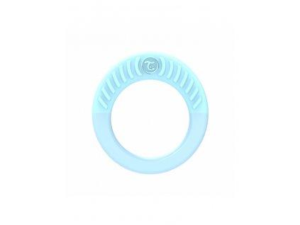 twistshake kousatko na zuby 1m baby blue