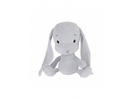 effik bunny sedy s sedymi ousky velikost s