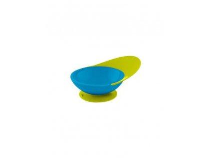boon catch bowl miska s prisavkou modro zelena