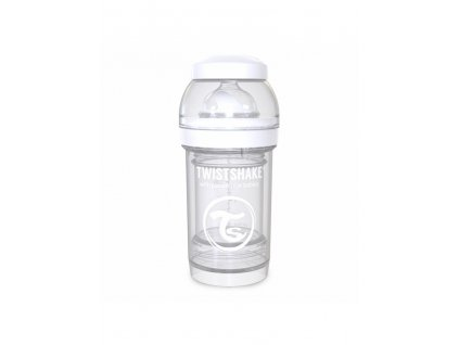 twistshake pastel kojenecka lahev anti colic 180ml8
