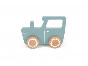 4377 wooden tractor 2