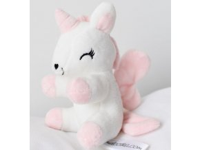 3334 melootka unicorn white